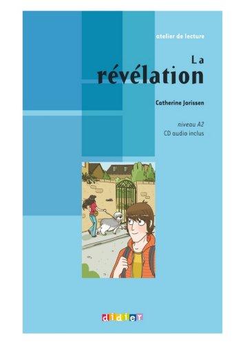 Télécharger en ligne La Révélation (Niveau A2) pdf ebook