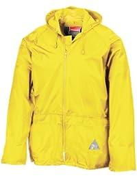 Weatherguard Regen-Anzug, Farbe:Fluoresent Yellow;Größe:XL XL,Fluoresent Yellow