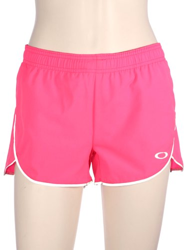 Burn oakley short pour femme Rose - rose fluorescent