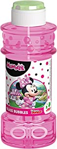 Dulcop-Minnie Mouse-Tubo de pompas de jabón, 103562000F, 300ml