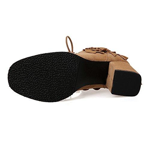 Nine SevenAnkle Boots - Stivali donna Brown
