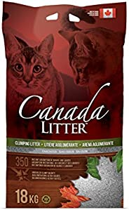 Canada Litter Unscented, Grey, 18 kg