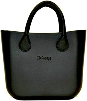 O BAG - Bolso al hombro para mujer negra