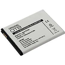 Samsung EB454357VU Lithium-Ion (Li-Ion) 1200mAh rechargeable battery - rechargeable batteries (1200 mAh, Lithium-Ion (Li-Ion), Silver, 1 pc(s), Standard)