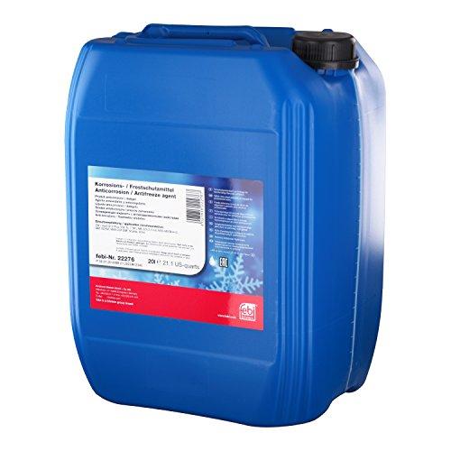 febi bilstein 22276 Frostschutzmittel G12+ für Kühler (lila) 20 Liter
