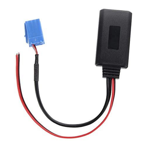 Bluetooth AUX Adapter Radio AUX Kabel für Audi Chorus 2 Concert 1 2 Symphony 1 für Blaupunkt CD Receiver