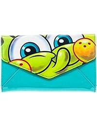 Officiel Spongebob Square Pants enveloppe Femmes bourse de portefeuille