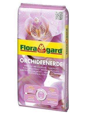Floragard Orchideenerde, 5 L