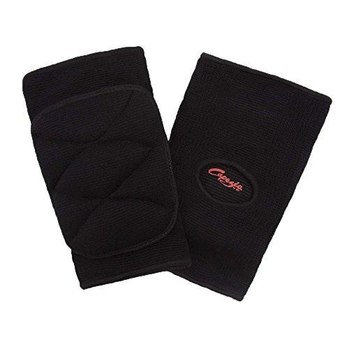 capezio-kp01-black-knee-pads-size-medium