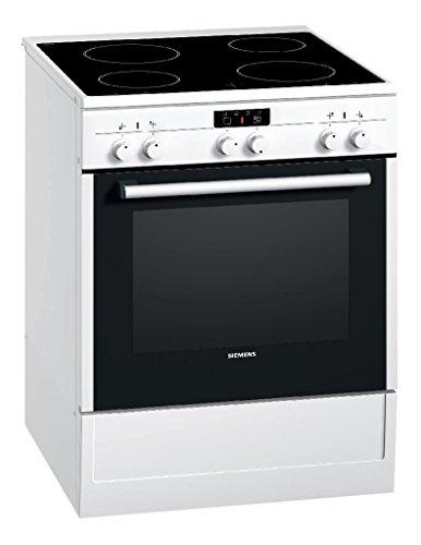 Siemens HC422210 Standherd / A / Kochfeld: CERAN®/ Herdfarbe: weiß / eco Plus