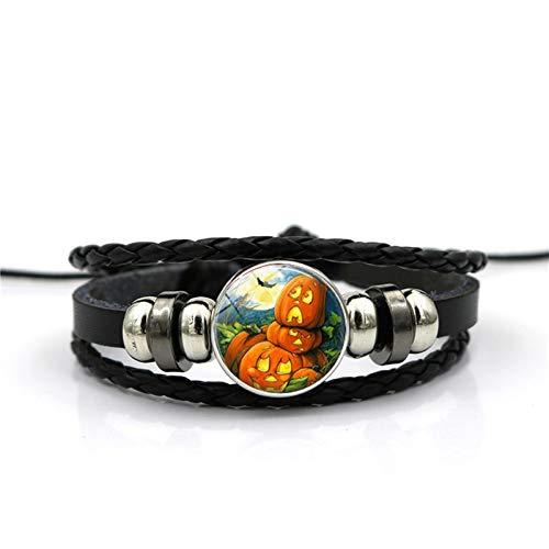 Kostüm Billig Werwolf - Blisfille Handgemachte Halloween Schmuck Zeit Edelstein Armband Armband Armband Damen Herren Fest