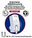 Sicherheits-Abluftsteuerung AS-4100 DVGW und DIBT geprüft! / Fensterschalter / Fensterkontaktschalter