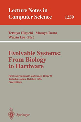 Evolvable Systems: From Biology to Hardware: First International Conference, ICES '96, Tsukuba, Japan, October 7 - 8, 1996, Revised Papers (Lecture Notes in Computer Science, Band 1259) Zellulare Systeme