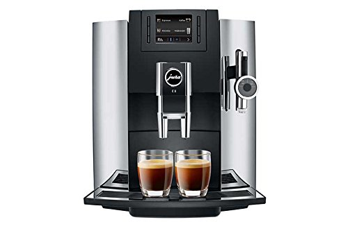 JURA-15057-E8-Automatic-Bean-to-Cup-Coffee-Machine-ABS-PLASTIC-1450-W-19-liters-Chrome