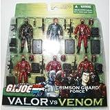 G.I. Joe Valor Vs. Venom Crimson Guard 6...