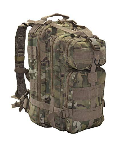 Taktischer Einsatzführungsrucksack US Assault Pack Cooper Rucksack in vielen Farben (Multicam)