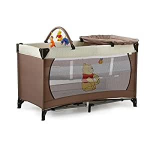 WINNIE L'OURSON Lit Parapluie Dream'n Play Center
