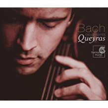 Bach - Cello Suites (Complete) by Johann Sebastian Bach, Jean-Guihen Queyras (2008) Audio CD