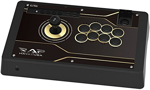 Hori Real Arcade Pro: N (PS4) Standard [PlayStation 4/3/Windows XP/Windows 8/10]