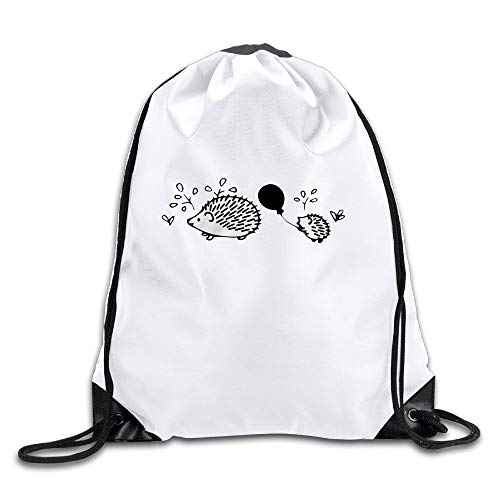 ZZHOO Blue Crab Cartoon Unisex Sack Cinch Backpack Sport Drawstring Bags. -