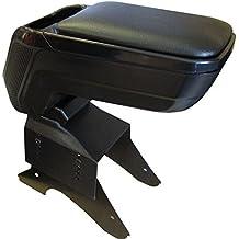 XtremeAuto® Reposabrazos Universal Centro Consola Suave Cuero Ajustable Top – Fuerte y Durable