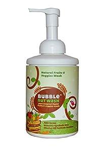 Bubblenutwash - Natural Fruit & Veggie wash (750ml)