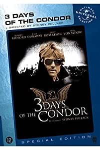 3 Days of the Condor [region 2] [import]