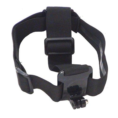 DynaSun Kopfband Halterung verstellbar für GoPro HD Hero 3+/3/2/1