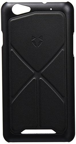 WileyFox-Spark-X-Funda-para-mvil-color-negro