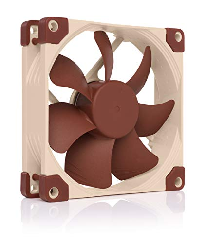 Noctua NF-A9 5V PWM, Leiser Premium-Lüfter mit USB Stromadapterkabel, 4-Pin, 5V Version (92mm, Braun) Fan Drive Media
