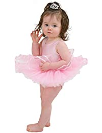 FRILLY LILY PINK FAIRY BALLET DANCE TUTU BABY 12-18MTHS