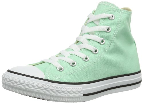 Converse Chuck Taylor All Star Season Hi, Baskets mode fille Vert (Vert Menthe)