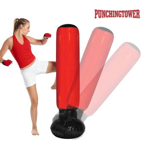 Punching Tower Freistehender Boxsack