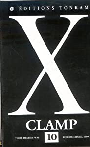 X Edition simple Tome 10