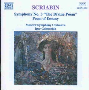 Scriabin Sinfonie 3 Golovschin (Scriabin-sinfonien)