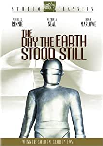 The Day the Earth Stood Still [Import USA Zone 1]