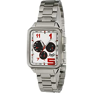 D&G Bx.6309M/16 – Reloj de Señora Movimiento de Cuarzo con Brazalete