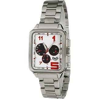 D&G Bx.6309M/16 – Reloj de Señora Movimiento de Cuarzo con Brazalete metálico