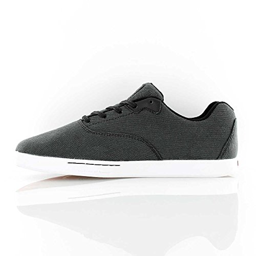 K1X  K1X cali le, Sneakers Basses homme Noir - Black Tweed