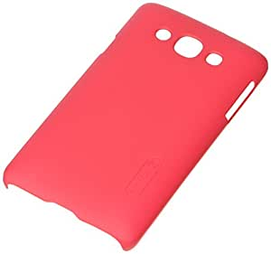 Nillkin LG L60(X145) Super Frosted Shield Case - Retail Packaging - Bright Red