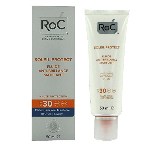RoC Soleil Protect - Fluido Viso Anti Lucido Opaci