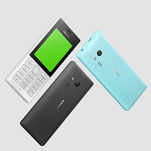 TELEFONO MOVIL NOKIA 216 BLACK - DISPLAY 2.4'/6.7CM - CAMARA 0.3MPX - DUAL SIM - SLOT MICROSD