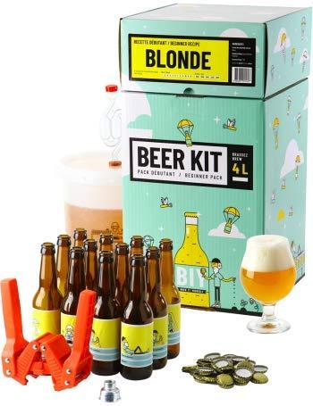 Saveur Bière - Kit de Brassage Débutant Complet,...