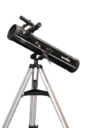 SKYWATCHER ASTROLUX NEWTON - TELESCOPIO (3  F/700)  COLOR PLATEADO