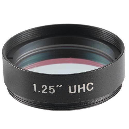 Wenwenzui Filter 1.25 Teleskopfilter für Astronomieteleskop Okular Schwarz