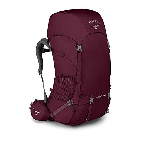 Osprey Renn 65 belüfteter Trekkingrucksack für Frauen - Aurora Purple (O/S)