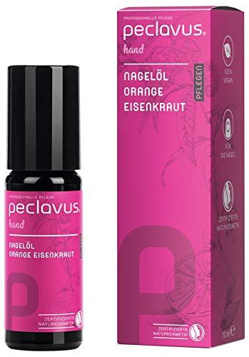 PECLAVUS Nagelöl Orange Eisenkraut 10 ml | Pflege