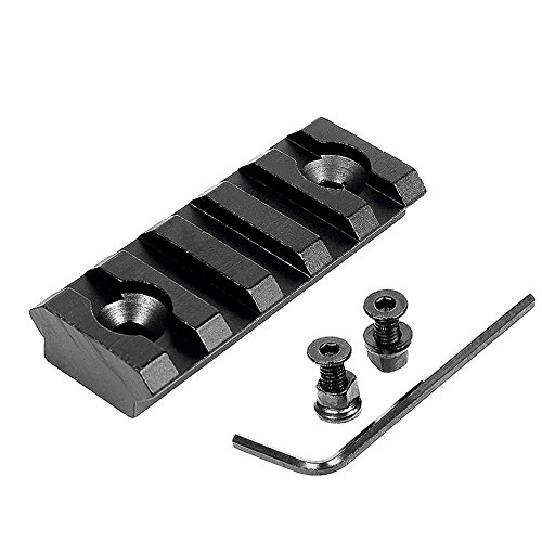5-slot-keymod-rail-section-picatinny-rail-for-key-mod-handguard-mount-rail-sytstem-2-inch-in-length