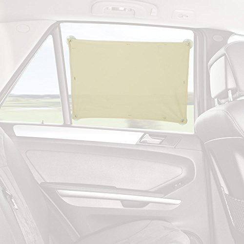DIAGO Sonnentuch Auto, ivory