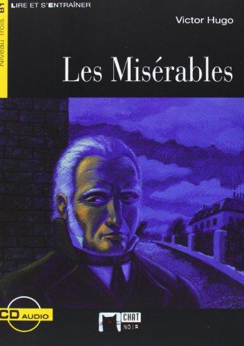 Les Miserables+cd N/e (Chat Noir. Lire Et S'entrainer)